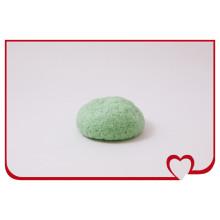 Green Tea Natueal Konjac Sponge Face Cleaning Sponge
