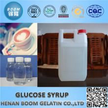 Glucose Syrup in Beverage and Cake