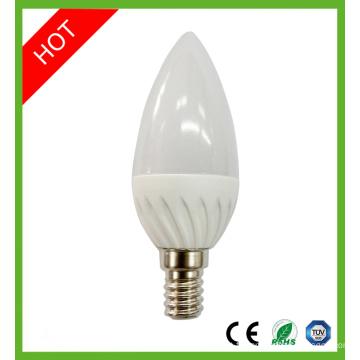 Bougie LED x ampoule E14 6W Ce