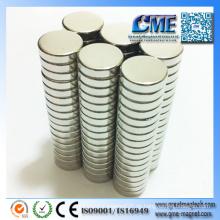 Großhandel Kleine Runde Flache Magnete Magnet Shop Online
