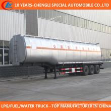 China 3 Axle 50cbm Asphalt Transport Tank Trailer for Sale