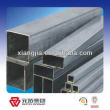Factory price hot galvanized steel stkr400 square pipe for sale made in China