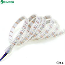 Endereçável arduino digital 60 leds / m apa102CIC flexível dobrável rgb digital pixel levou luz de tira flexível 5050smd