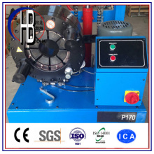 P20 Hose Crimping Machine with Quick Change Tool