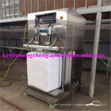 Machine de presse verticale hydraulique de presse à balles de copeaux de bois de mètre