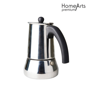 Stainless Steel Italian Style Expresso Coffee Maker