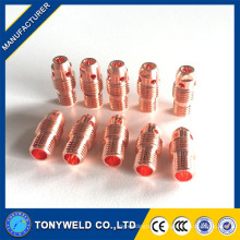 WP9/20 tig welding torch spare parts tig collet body 13n26
