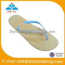 Fluorescent color eva slippers