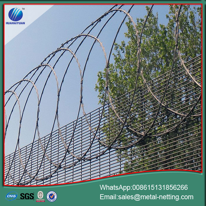 Security Flat Razor Wire