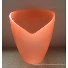 Cubo de hielo plástico para sostener el cubo de hielo (CL1Z-CBB59)