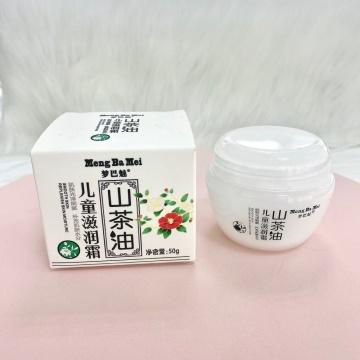 натуральный увлажняющий крем для детской кожи