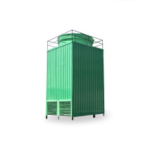 frp descaling and bypass water treatment recyclable cooling tower