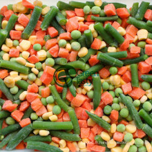 Haute qualité IQF Frozen Mixed Vegetables Nouvelle culture