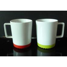 Кружка фарфоровая кофе (CY-P352)