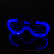 lunettes de Noël clignotant
