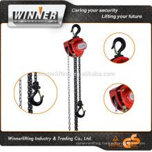 Drop forged steel 100kg chain hoist