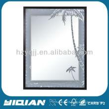 bathroom cabinet led light silver bath mirror
