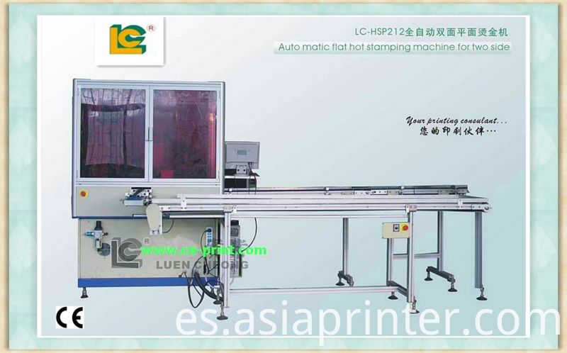 automatic plane haautomatic plane hot foil stamping machine utomatic plane hot stamping machineot stamping machine