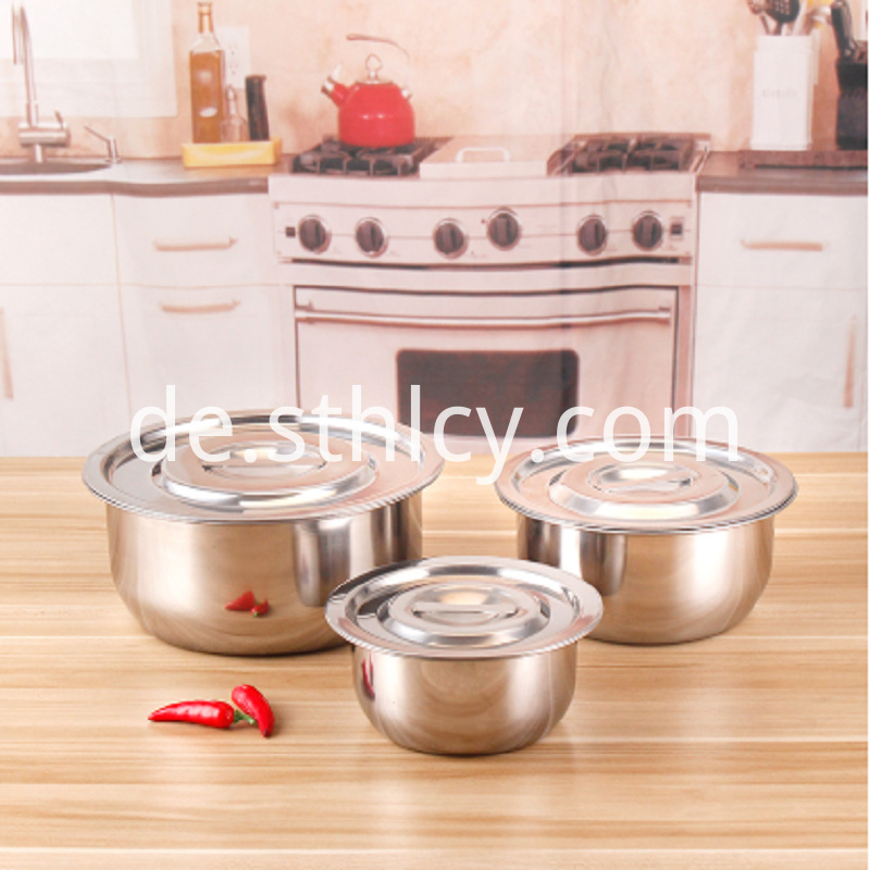 Hot Selling Stainless Steel Pot