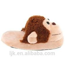 Maßgeschneiderte Design Plüsch Affe Pantoffel