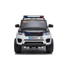 SUNHON ST601 (Coche de policía) 45W * 4 12V 7Ah Paseo en coche para niños