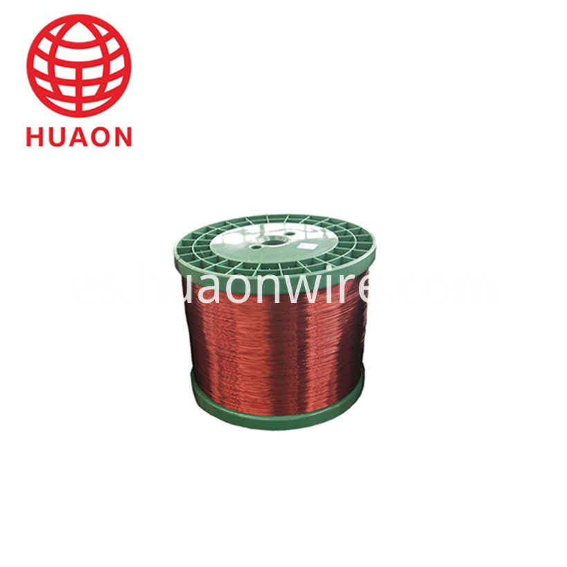 Electric Enameled Copper Winding Wire For Motors