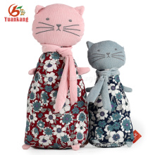 Nova moda japonesa brinquedo de pelúcia gato gatos de brinquedo de pelúcia