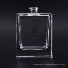 Square Perfume Bottles with 4oz Capacity
