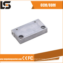 Aluminum Alloy Sewing Machine Pressing Plate Die Casting Parts