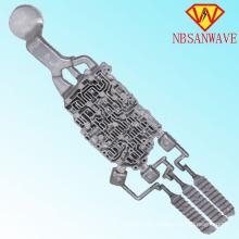 Aluminum Die Casting for Car Manifolds/ Circuit Block