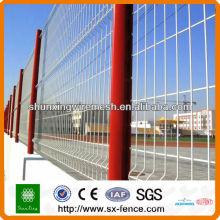 Clôture métallique de sécurité