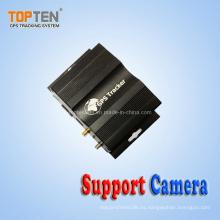 RFID Tracker Sensor de combustible de apoyo, cámara, sensor de temperatura (TK510-ER)