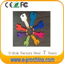 Venta caliente barato USB Stick promocional Flash Drive Key USB