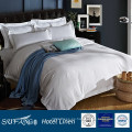 Conjuntos de ropa de cama de hotel con diseño 100% algodón y juego de cama de hotel jacquard
