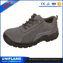 China Marca Liberty Industrial Safety Shoes Fabricante Ufa039