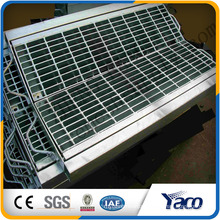 Strainer Style and Floor Application swimming pool steel grating drainage cover