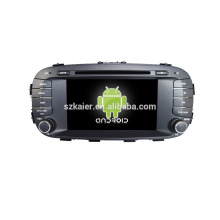 ¡Kaier Factory directamente! Reproductor de DVD para Android android 4.4 para KIA Soul + OEM + DVR + Dual core!