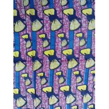 Африканские гарантированная настоящий голландский воск печать ткань Африканский стиль 6 ярдов каждый кусок высокое качество реального супер воск для платье