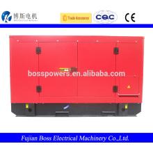 60HZ 3 Phase Weifang schalldichte 150kw Generator-Set