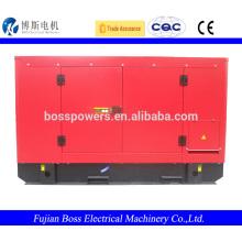 Groupe électrogène 60HZ à 3 phases Weifang insonorisé 150kw