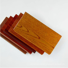 Commercial Grading Antique Hand-Scraped Solidwood Engineered Flooring