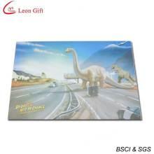 Imán de nevera Animal de insignia de la impresión caliente de la venta (LM1650)