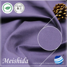 Fabricante de tecido 32 * 32/130 * 70 revestido sólido de CVC