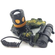 Lumière de zoom à phare à LED rechargeable 5W