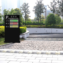 Outdoor P12 Double Color and Three-Layer LED Message Screen