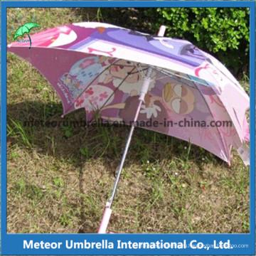 Квадратные формы Красочные Folower печать Дети Umbrella