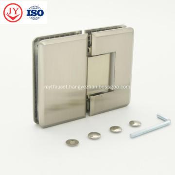 180 Degree Wall Glass Hinge Shower Enclosure