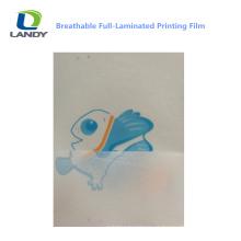 Filme plástico perfurado hidrofílico de 100% Pe filme respirável