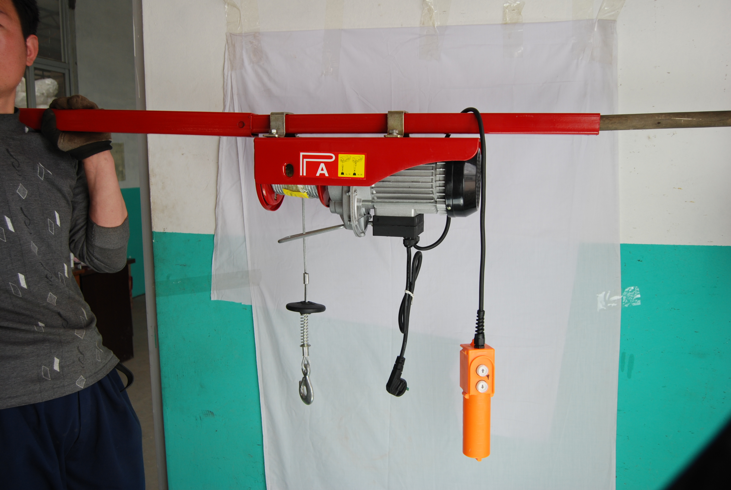 mini electric crane hoist