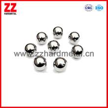 Yg6 Polierte Hartmetallkugeln für Ventil im Ölfeld